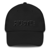Hustle Slanted Dad Cap