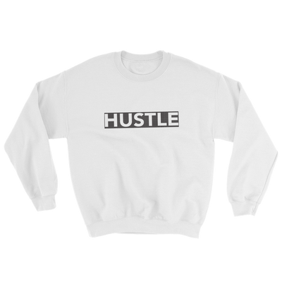 Hustle Slanted Sweatshirt