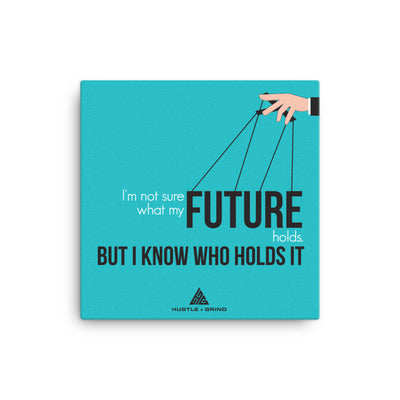 Who Holds The Future - 16x16