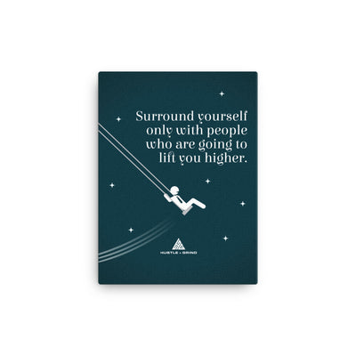 Lift You Higher - 12x16