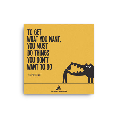 Get What You Want - 16x16