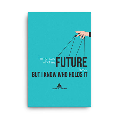 Who Holds The Future - 24x36