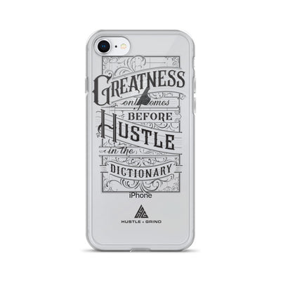 Greatness Phone Case