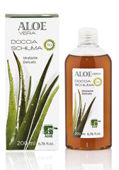Gel de dus hidratant BIO cu Aloe Vera  200 ml La Dispensa