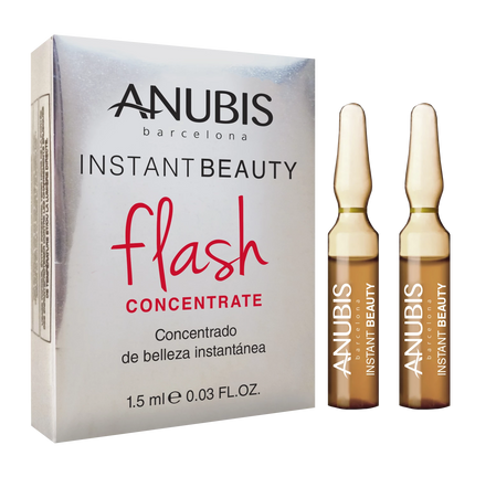 Concentrat pentru lifting instant- Anubis Instant Beauty Flash Concentrate 2x1,5ml