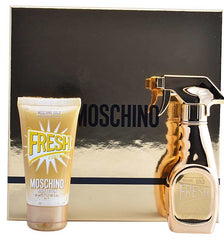 Moschino FRESH COUTURE GOLD SET 2 pz