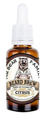 Ulei de barba cu miros de  citrice - Mr Bear Family Beard Brew Citrus 30 ml