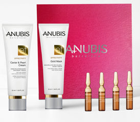 Pachet cu efect intensiv de intinerire - ANUBIS Effectivity Anti-aging Red Pack