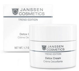 Crema detoxifianta- JANSSEN Trend Edition Detox Cream 50 ml