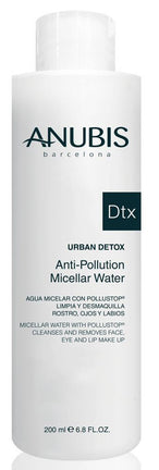 Apa micelara Anti-Poluare- Anubis Urban Detox Anti-Pollution Micellar Water 200 ml