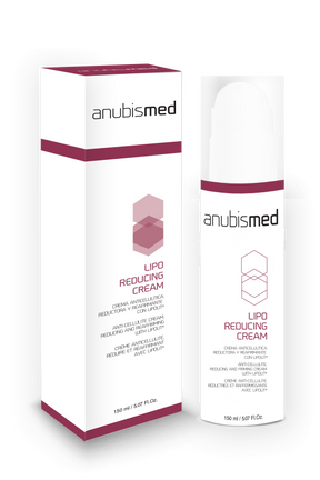 Crema anticelulitica reductoare si pentru fermitate- AnubisMed Lipo Reducing Cream 150 ml