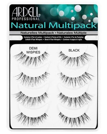 ARDELL Gene false MultiPack Demi Wispies