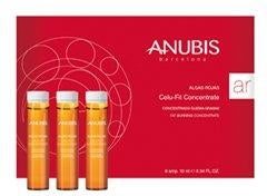 Concentrat anticelulita cu alge rosii- Anubis Red Seaweed Celu-Fit Concentrate 8 x 10 ml