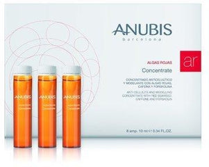 Anubis Red Seaweeds Concentrate - Concentrat cu alge rosii 8x10 ml