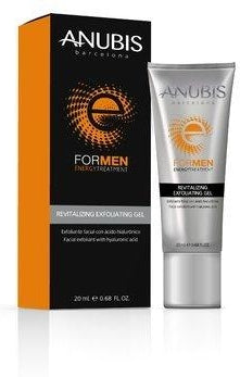 Anubis Revitalizing Exfoliating Gel - Gel exfoliant revitalizant pentru barbati 20 ml