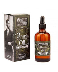 Apothecary 87  The Unscented Beard Oil 100 ml- Ulei de barba fara parfum