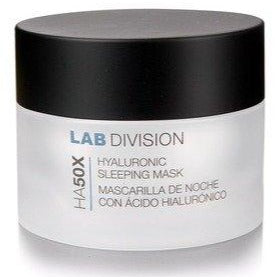 Masca de noapte cu acid hialuronic- Bruno Vassari Lab Division HA Hyaluronic Sleeping Mask 50 ml