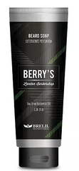 Cleanser pentru barba- BRELIL PROFESSIONAL Berry's Beard Soap 100 ml