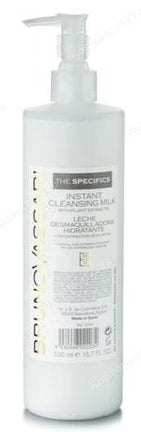 Lapte demachiant ten normal si uscat- Bruno Vassari The Specifics Instant Cleansing Milk 500 ml