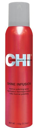Spray cu protectie termica – CHI Shine Infusion 150 gr