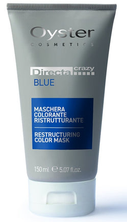 Masca coloranta albastra- Oyster Directa Crazy Blue 150 ml