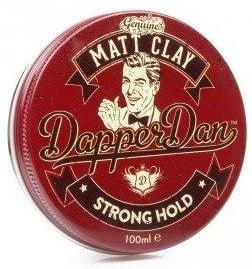 Dapper Dan Matt Clay 100 ml- Pomada cu aspect mat