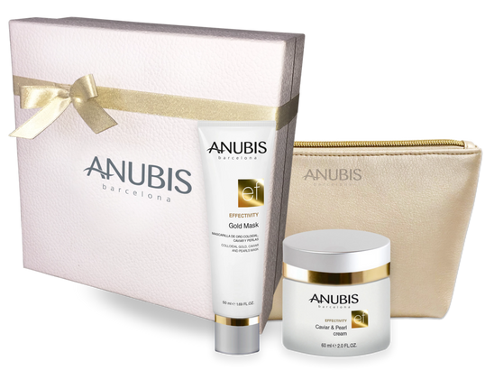 Pachet promotional anti-imbatranire premium- Anubis Effectivity Gobal Anti-Aging Pack