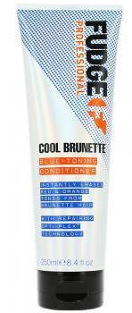 Balsam pentru par brunet- Fudge Cool Brunette Blue-Toning Conditioner 250 ml