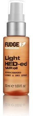 Fudge Light hed-ed hair oil - Spray ulei cu textura usoara ptr. luciu si hidratare