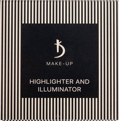 Iluminator Pudra - Kodi Highlighter and Illuminator 13.8 g (nuante variate)