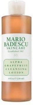 Lotiune tonica pentru Ten Pigmentat- Mario Badescu Alpha Grapefruit Cleansing Lotion 236 ml