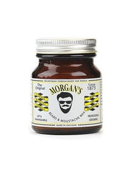 MORGANS Moustache and beard wax 50 g- Ceara de barba si mustata