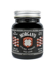 MORGANS Pomade Firm Hold High Shine 100 ml- Pomada cu mult luciu, fixare medie