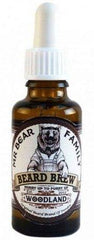 MR BEAR FAMILY Beard Brew Woodland 30 ml- Ulei de barba cu miros de conifere