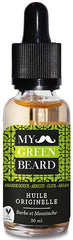Ulei pentru barba si mustata MY GREEN BEARD - Originelle Beard Oil 30 ml