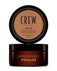 Pomada fixare medie si luciu puternic - American Crew King Pomade 85 gr