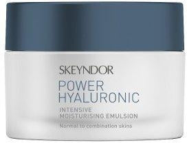 SKEYNDOR INTENSIVE MOISTURISING EMULSION.NORMAL TO COMBINATION SKINS - EMULSIE INTENSIV HIDRATANTA PTR. PILE NORMALA MIXTA