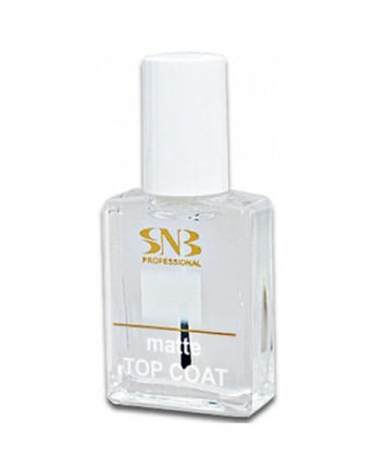 SNB Matte Top Coat 15 ml
