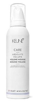 Spuma pentru volum- KEUNE CARE Absolute Volume Mousse 200 ml