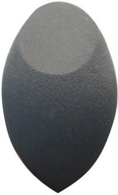 Burete oval latex negru - Parisax Beauty Blender