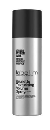 Spray pentru textura si volum, par brunet – Label M Brunette Texturising Volume Spray 200 ml