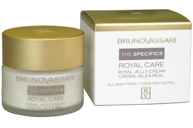 Crema nutritiva si hidratanta- Bruno Vassari The Specifics Royal Care 50 ml