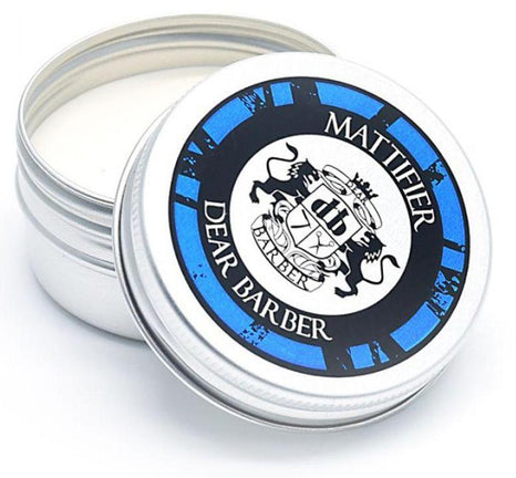 Ceara de par modelatoare matifianta - Dear Barber Mattifier Cream (Travel Edition) 20 ml
