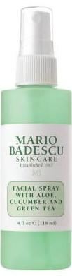 Spray facial - Mario Badescu Facial Spray With Aloe Vera, Cucumber and Green Tea 118 ml
