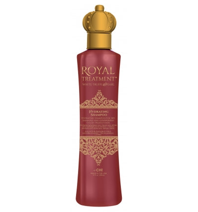 Sampon pentru hidratare, cu trufe albe si perle – CHI Royal Treatment Hydrating Shampoo 355 ml