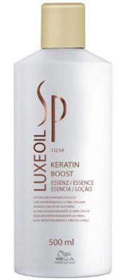 Tratament cu cheratina- WELLA SP LUXE OIL KERATIN BOOST ESSENCE 500 ML