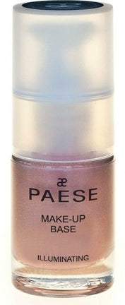 Baza machiaj iluminatoare, ten obosit si tern - PAESE Make-up Base Illuminating 15 ml