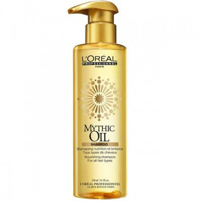 Sampon pentru par normal sau fin - Loreal SE Mythic Oil Shampoo Normal/Fine Hair 250 ml