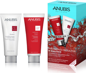 Pachet intensiv anticelulita - ANUBIS Anti Cellulite Intensive Treatment Pack 2x200 ml