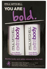Set 3 produse pentru volum - PAUL MITCHELL Take Home Kit Extra Body